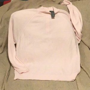 Super soft pretty pink sweater. Ladies 42 XLarge